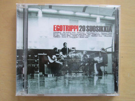 Egotrippi 20 suosikkia, Musiikki CD, DVD ja äänitteet, Musiikki ja soittimet, Turku, Tori.fi