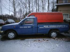Nissan Pick-up 2,5dies. avolava pakettiauto.Vm -99, Autot, Valkeakoski, Tori.fi