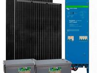 Aurinkoenergiapaketti Cabin 230V
