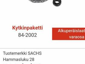 Sachs kytkinsarja Vw Transporter T4 1.9td, Autovaraosat, Auton varaosat ja tarvikkeet, Mustasaari, Tori.fi