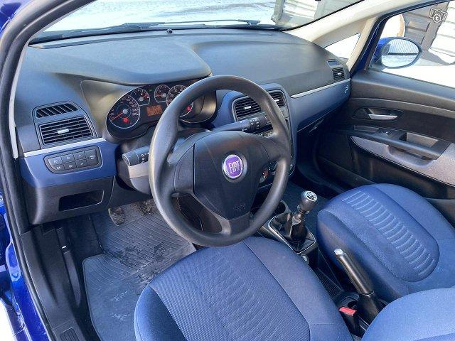 Fiat Punto 1.4 bensa katsatettu 11/2021 5