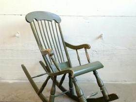 Keinutuoli 1800-luku V1, Pöydät ja tuolit, Sisustus ja huonekalut, Salo, Tori.fi