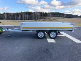 Eduard Flatbed teli 1.6x3.1 m jarruton, Peräkärryt ja trailerit, Auton varaosat ja tarvikkeet, Salo, Tori.fi