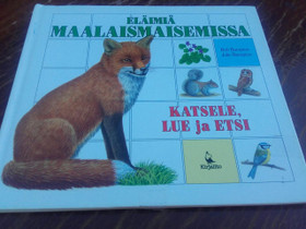 Eläimiä maalaismaisemissa - Katsele, etsi ja lue, Lastenkirjat, Kirjat ja lehdet, Loppi, Tori.fi