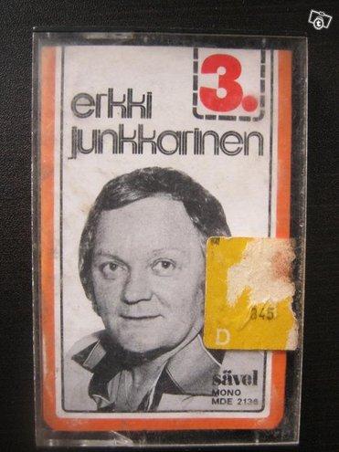 Erkki Junkkarinen c-kasetti, Imatra/posti