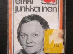 Erkki Junkkarinen c-kasetti, Imatra/posti, Musiikki CD, DVD ja äänitteet, Musiikki ja soittimet, Imatra, Tori.fi