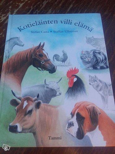 Kotieläinten villi elämä