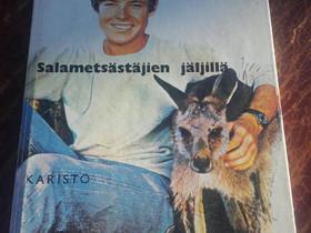 Skippy - salametsästäjien jäljillä, Lastenkirjat, Kirjat ja lehdet, Loppi, Tori.fi