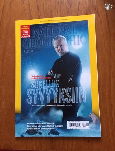 National Geographic 6 / 2013