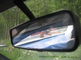 Taustapeili (sisä), Suzuki Swift 1.3GL, Autovaraosat, Auton varaosat ja tarvikkeet, Loppi, Tori.fi