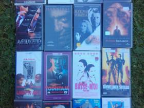 Vhs-elokuvat, Elokuvat, Loppi, Tori.fi