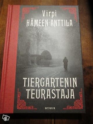 Virpi Hämeen-Anttila Tiergantenin teurastaja