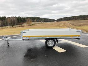Eduard Flatbed 1.6x3.1 m jarruton, Peräkärryt ja trailerit, Auton varaosat ja tarvikkeet, Salo, Tori.fi