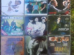 Sinkkuja (CD), Musiikki CD, DVD ja äänitteet, Musiikki ja soittimet, Loppi, Tori.fi