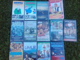 Kotimaiset elokuvat - VHS, Elokuvat, Loppi, Tori.fi