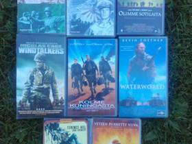 Sota elokuvat, VHS, Elokuvat, Loppi, Tori.fi