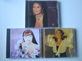 Meiju Suvas kolmen cd-levyn paketti, Imatra/posti, Musiikki CD, DVD ja äänitteet, Musiikki ja soittimet, Imatra, Tori.fi