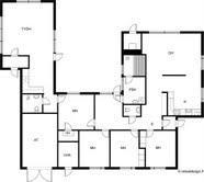 Omakotitalo 5h+k+s+kph+2wc ym. yht. 185 m2, Myytävät asunnot, Asunnot, Heinola, Tori.fi