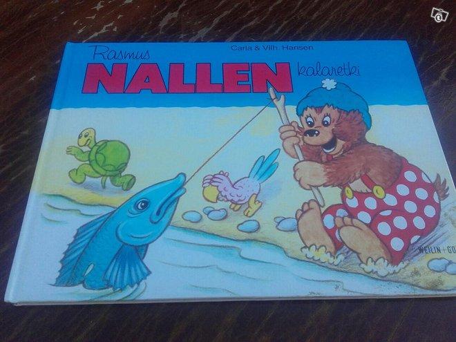 Rasmus Nallen - Kalaretki