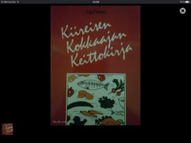 Kiireisen Kokkaajan Keittokirja, Muut kirjat ja lehdet, Kirjat ja lehdet, Eura, Tori.fi