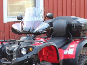 Trapper tuulilasi (ATV), Muut motovaraosat ja tarvikkeet, Mototarvikkeet ja varaosat, Lempäälä, Tori.fi