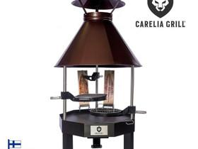 CARELIA GRILL® 9K-100 Premium MATALAT, Pihakalusteet ja grillit, Piha ja puutarha, Harjavalta, Tori.fi