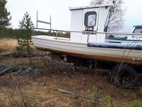 Kalastusvene Kurikkala, Moottoriveneet, Veneet, Pyhäjoki, Tori.fi