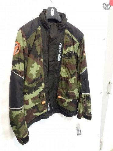 MP-Asu 4ATV Jacket Camo Green takki