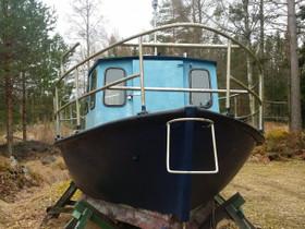 Matkavene, kuidutettu 8,3m, Moottoriveneet, Veneet, Rauma, Tori.fi