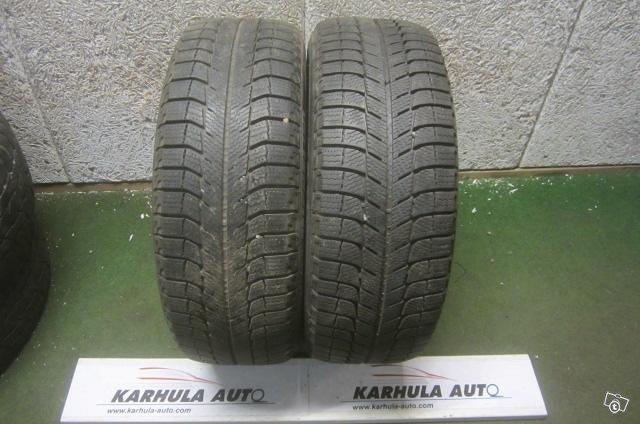 """195/55 R16"""" Käytetty Kitkarengas Michelin"""