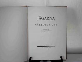 Kirja: JÄGARNA I VÄRLDSKRIGET, Muut kirjat ja lehdet, Kirjat ja lehdet, Raasepori, Tori.fi