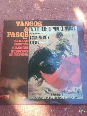 Tangos & Pasos Vol. 1