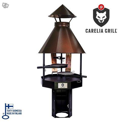 Carelia grill® 9k-100 korkea