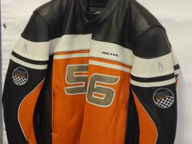 RICHA 756 Orange takki, Ajoasut, kengät ja kypärät, Mototarvikkeet ja varaosat, Harjavalta, Tori.fi