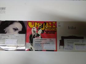 Pari UMO-cd-levyä ja Frifot, Musiikki CD, DVD ja äänitteet, Musiikki ja soittimet, Joensuu, Tori.fi