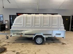 JJ-Trailer 325 x 150 kuomulla hinta sisältää kulut, Peräkärryt ja trailerit, Auton varaosat ja tarvikkeet, Salo, Tori.fi