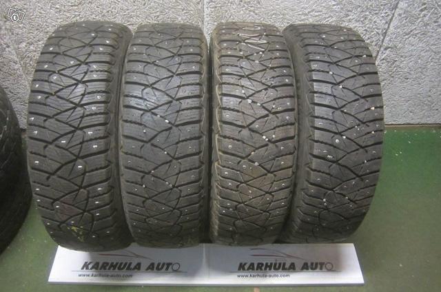 """185/65 R15"""" Tarkistettu rengas Dunlop"""