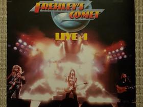 Frehley's Comet - Live + 1 LP (EX- kunto), Musiikki CD, DVD ja äänitteet, Musiikki ja soittimet, Tampere, Tori.fi