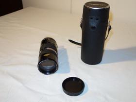 Tamron 85-210mm Auto Zoom Objektiivi, Objektiivit, Kamerat ja valokuvaus, Kirkkonummi, Tori.fi