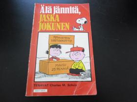 Tenavat 1 - Älä jännitä, Jaska Jokunen, Sarjakuvat, Kirjat ja lehdet, Espoo, Tori.fi