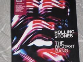 Rolling stones : the biggest bang - 4 dvd, Musiikki CD, DVD ja äänitteet, Musiikki ja soittimet, Juuka, Tori.fi