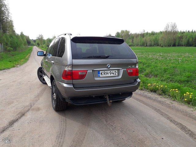 BMW X5 3.0d Automatic, 218hp, 2007 12