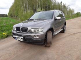 BMW X5 3.0d Automatic, 218hp, 2007, Autot, Riihimäki, Tori.fi
