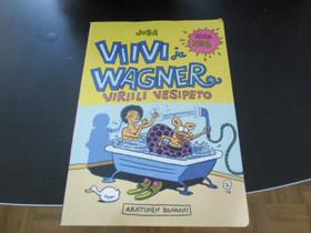 Viivi ja Wagner 6 Viriili vesipeto 1p. v.2003, Sarjakuvat, Kirjat ja lehdet, Espoo, Tori.fi