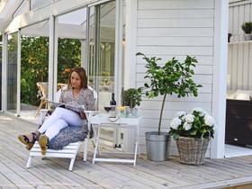 Terassin lasitus | Terassilasit | WG 40, Muu piha ja puutarha, Piha ja puutarha, Helsinki, Tori.fi