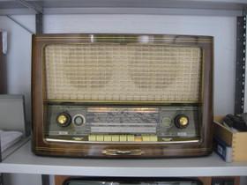 Saba Meersburg 8 Automatic putkiradio, Audio ja musiikkilaitteet, Viihde-elektroniikka, Pori, Tori.fi