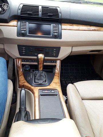 BMW X5 3.0d Automatic, 218hp, 2007 10