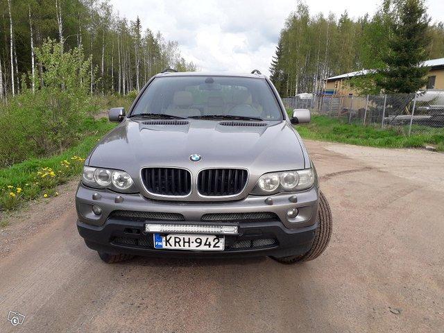 BMW X5 3.0d Automatic, 218hp, 2007 3