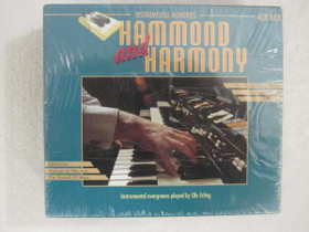 Hammond and Harmony boxi (4 CD) uusi, Imatra/posti, Musiikki CD, DVD ja äänitteet, Musiikki ja soittimet, Imatra, Tori.fi