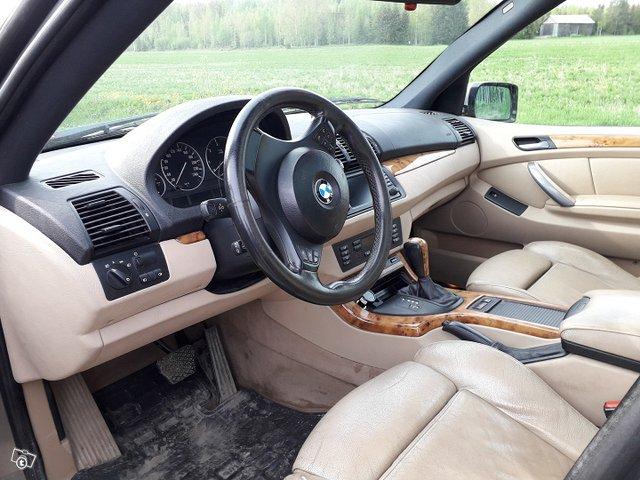 BMW X5 3.0d Automatic, 218hp, 2007 6